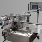 Front Back Label Applicator Machine