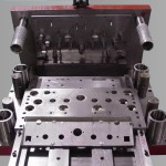 Punch Form Progressive Die And Part Produced